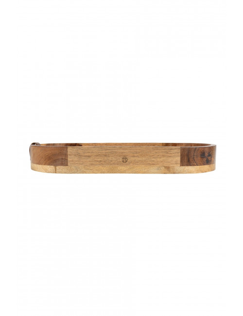 Houten Dienblad Ovaal | 40cm