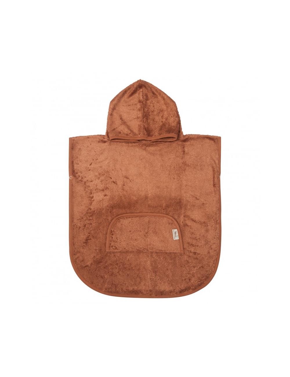 Poncho | hazel brown