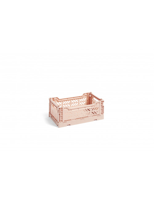 Plooibox Medium | soft pink