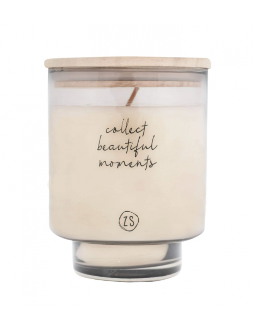 Geurkaars in glas | collect beautiful moments
