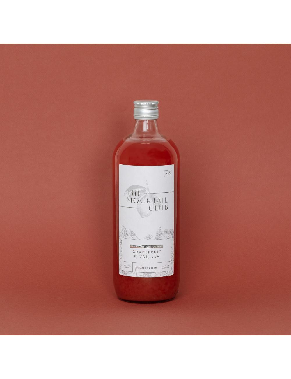 Mocktail No5 1L | grapefruit & vanilla