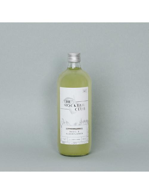 Mocktail No1 1L | basil & elderflower