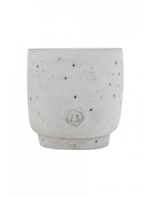 Buitenkaars met Houten Lont | beton