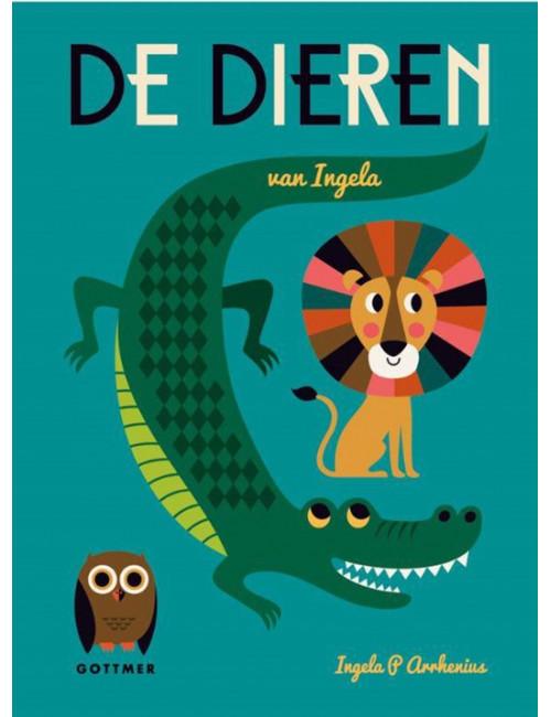 Prentenboek De Dieren van Ingela