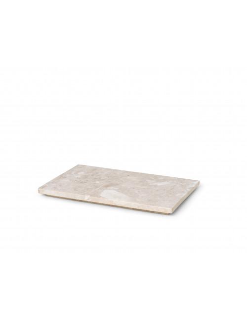 Tray voor Plant Box | marmer/beige