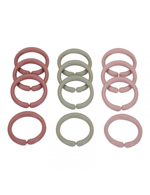 Speelgoedringen Little Loops | pink