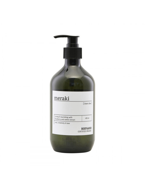 Body Wash 490ml | linen dew
