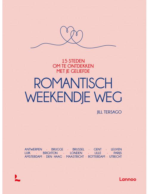 Boek Romantisch Weekendje Weg