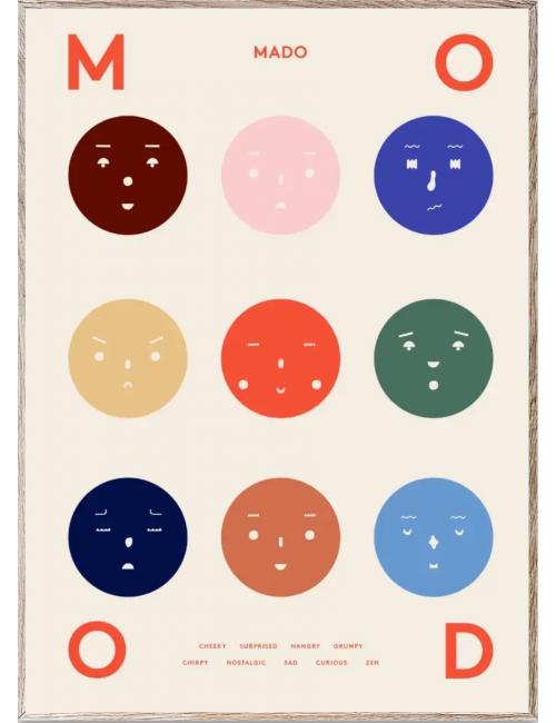Poster Nine Moods | 50x70cm