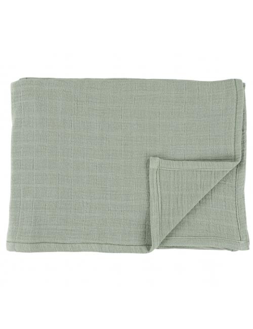 Hydrofiele doek (set van 3) 55 x 55 cm | bliss olive