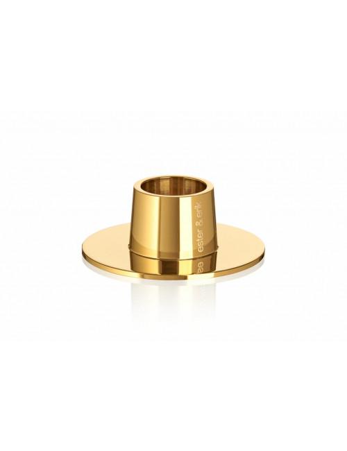 Kandelaar | medium/goud/glanzend