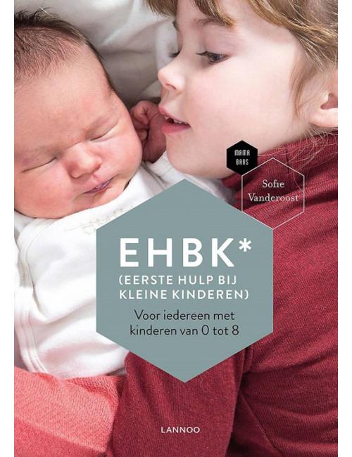 Boek EHBK* (eerste hulp bij kleine kinderen)