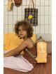 Rugzakje Freckles | retro yellow/seventies green/faded orange