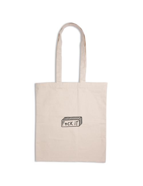 Tote Bag | f*ck it