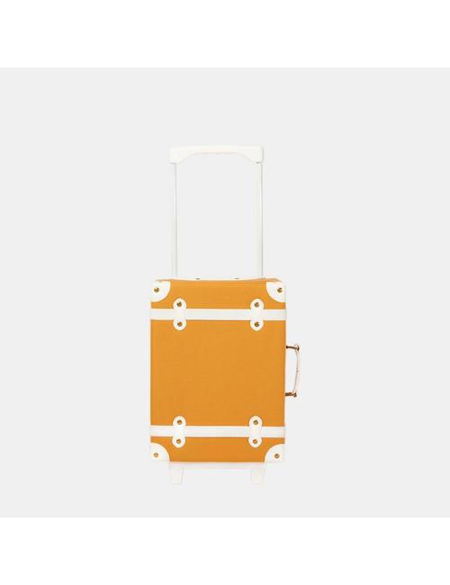 Reiskoffertje - apricot