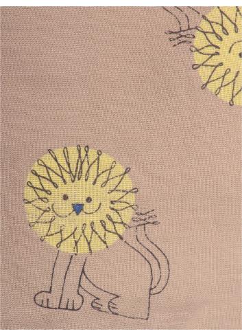 Onesie Pet a lion