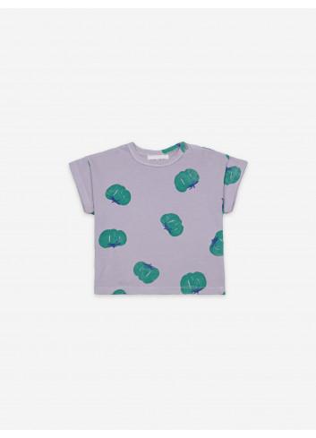 T-shirt Tomatoes All Over | korte mouw