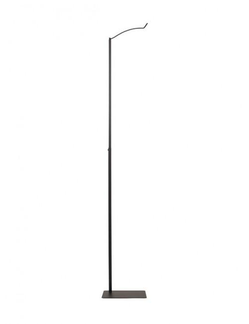 Piekstok voor klamboe | zwart