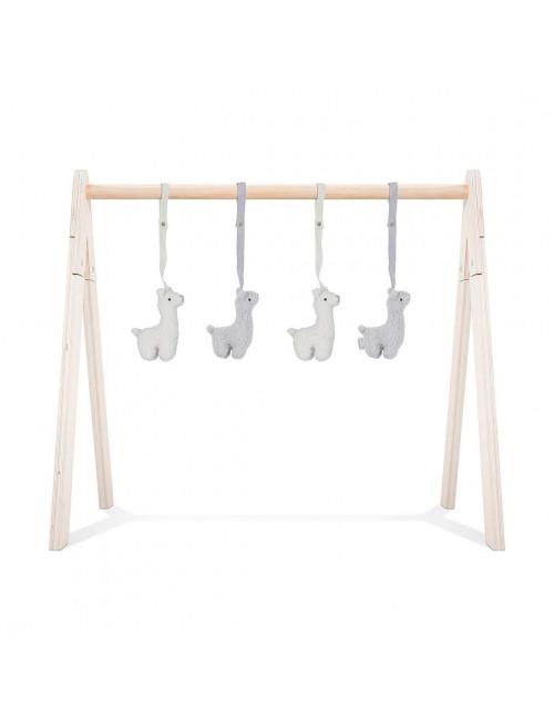 Babygym Speeltjes (4 stuks) | lama