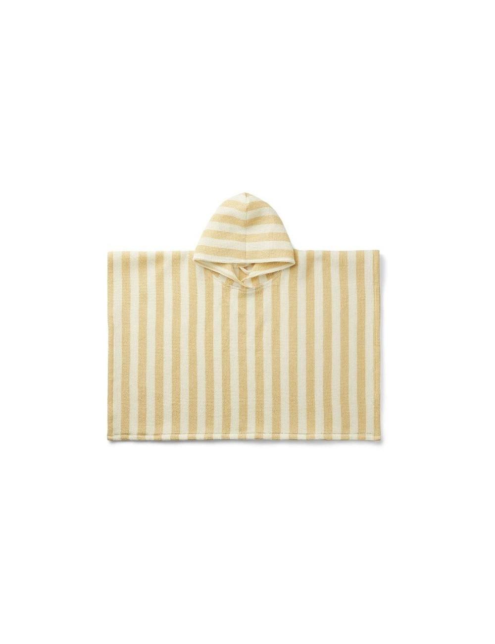 Paco Poncho l wheat yellow/creme de la creme