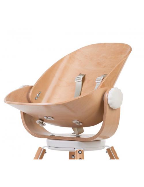 Evolu Newborn Seat | naturel wit