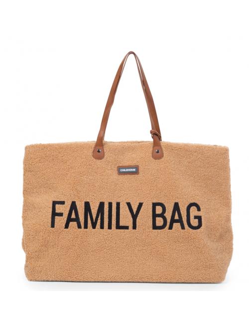 Family Bag | teddy beige