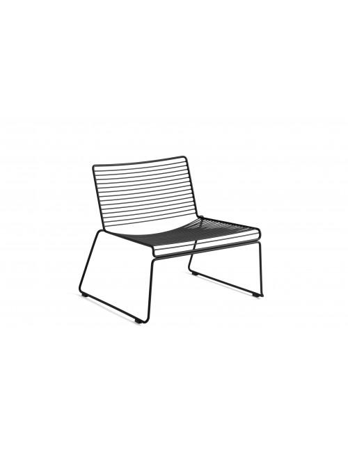 Lounge Stoel Hee | zwart