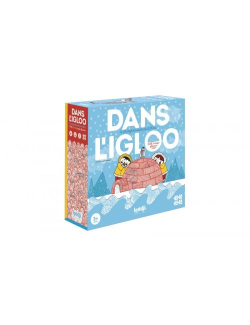 Puzzel Dans L'Igloo