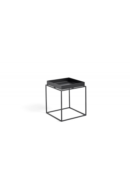 Bijzettafel Tray Small | zwart