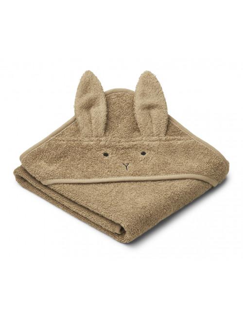 Badcape (baby) Albert | rabbit oat