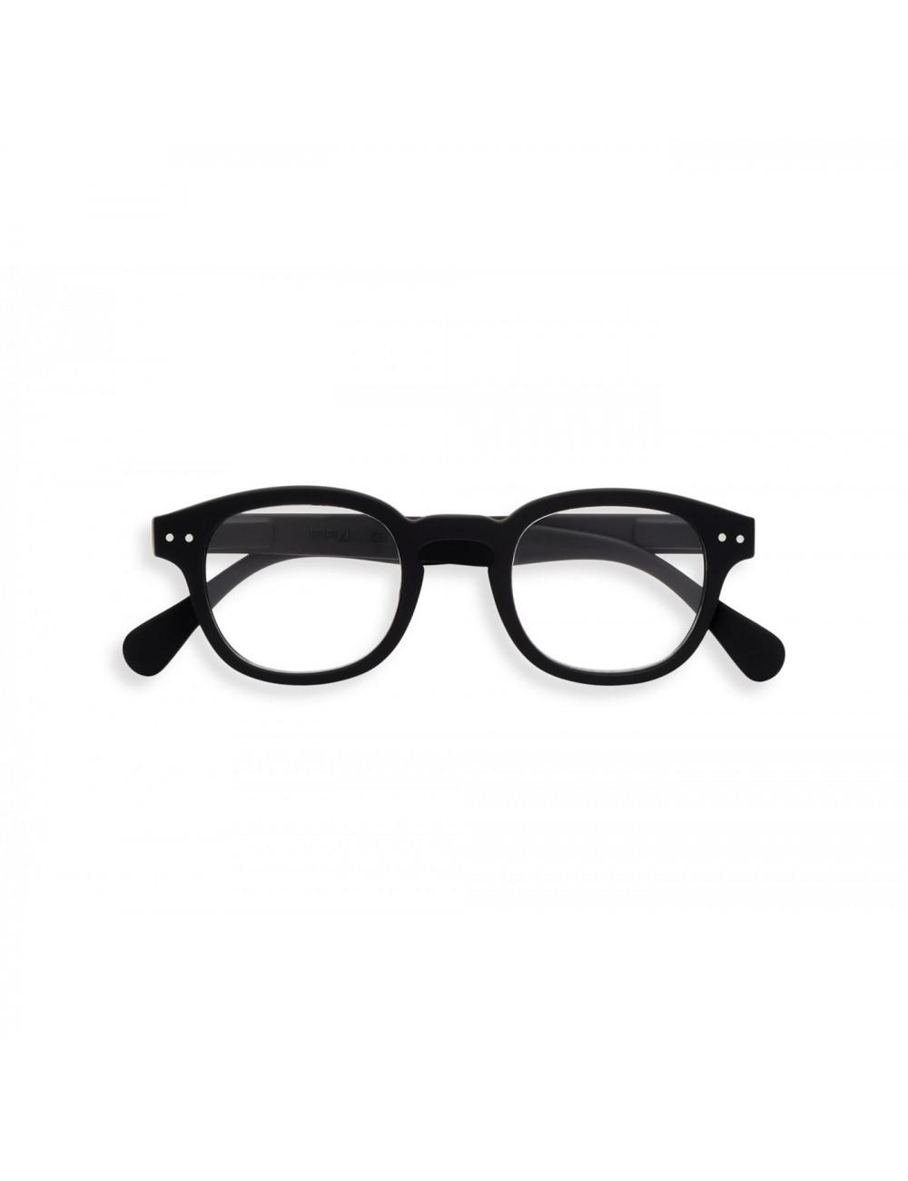Leesbril C | zwart