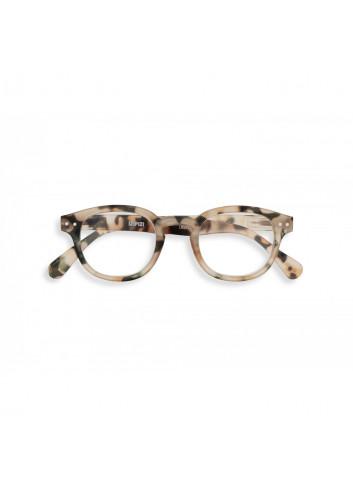 Leesbril C | light tortoise