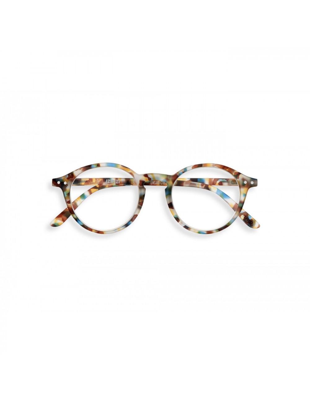 Leesbril D | blue tortoise
