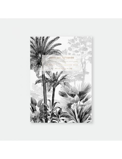 Every Day Notitieboekje A5 | black forest