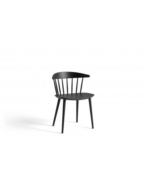 Lounge Stoel J104 | zwart