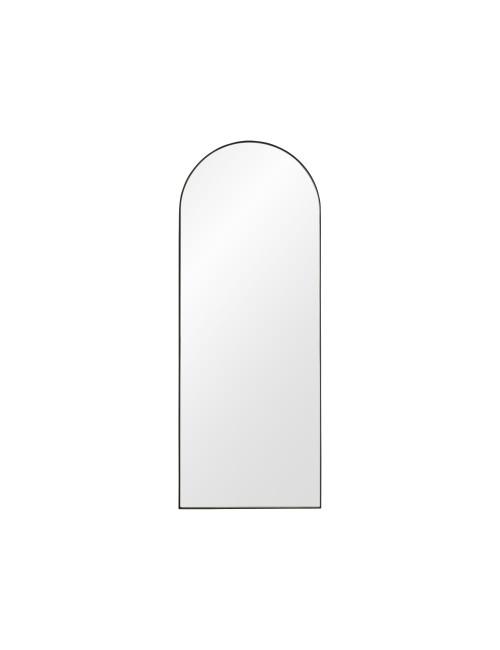 Spiegel Arcus Small | transparent / zwart