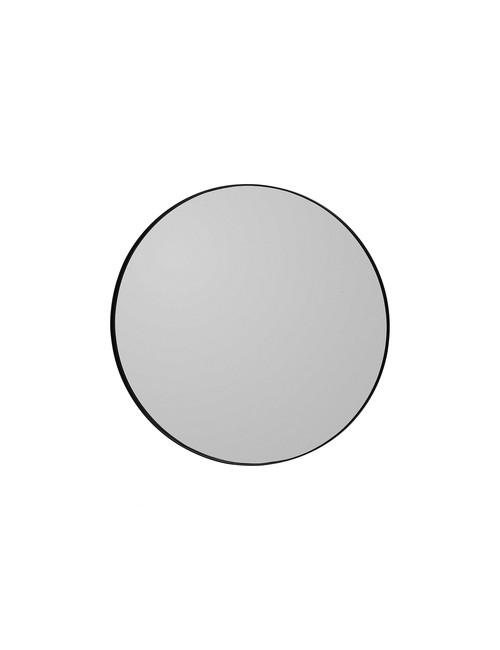 Circum Ronde Spiegel XS | zwart Ø50cm