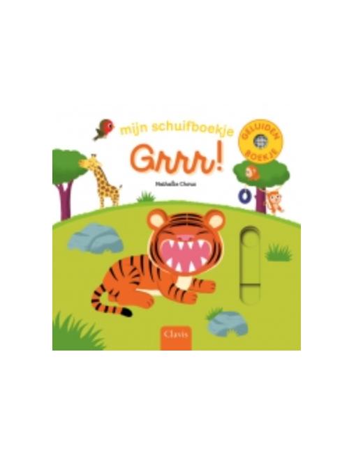 Prentenboek| Grrr!
