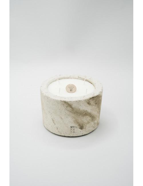 Urban Candle Ecru Medium