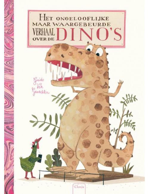 Prentenboek | het ongelooflijke maar waargebeurde verhaal van dino's