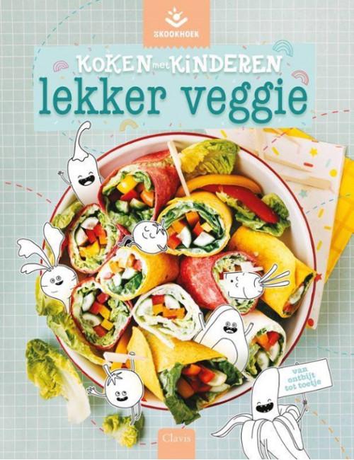 Koken Met Kinderen | lekker veggie