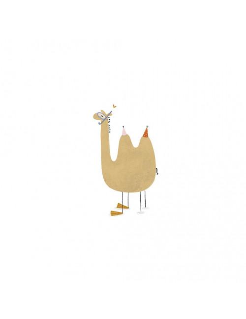 Wenskaart nr. 56 | kameel