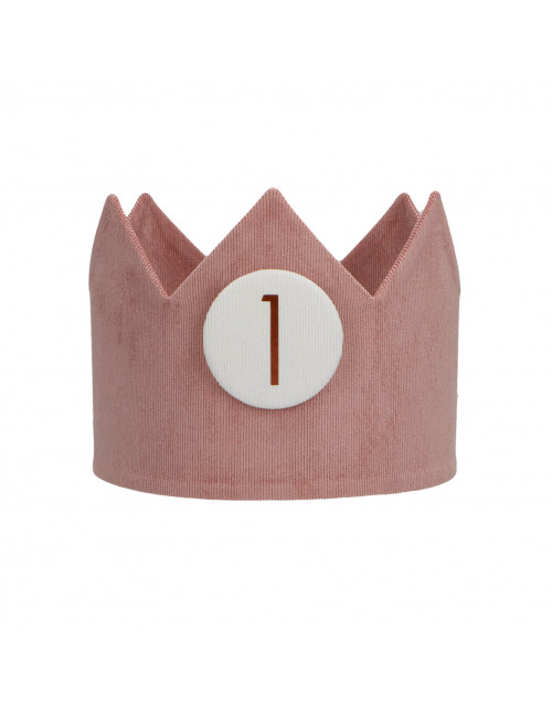 Verjaardagskroon Pippa | roze