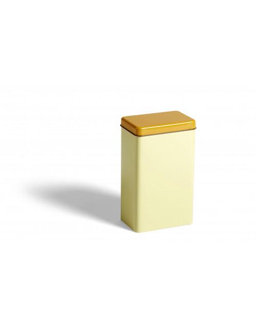 Voorraaddoos Tin by Snowden | geel