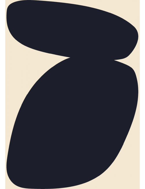 Poster Solid Shapes 03 | 50x70cm