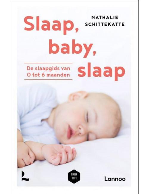 Boek Slaap, Baby, Slaap