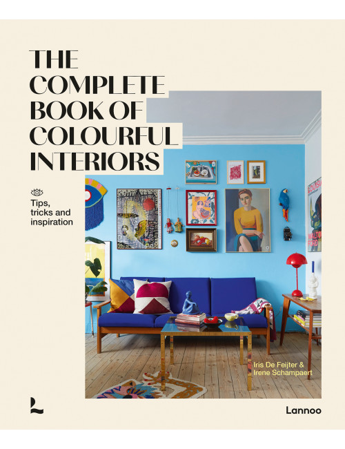 Boek The Complete Book Of Colourful Interiors