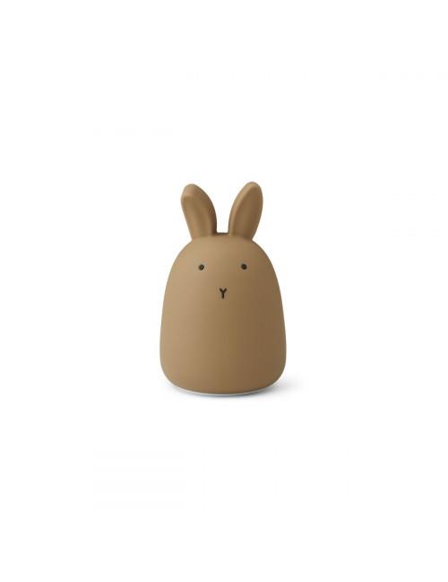 Nachtlampje Winston (oplaadbaar USB) | konijn oat