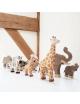 Houten Speelgoed | zebra 15cm