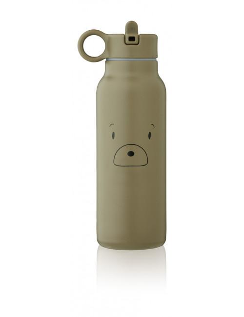 Falk Drinkfles 350ml | mr bear khaki